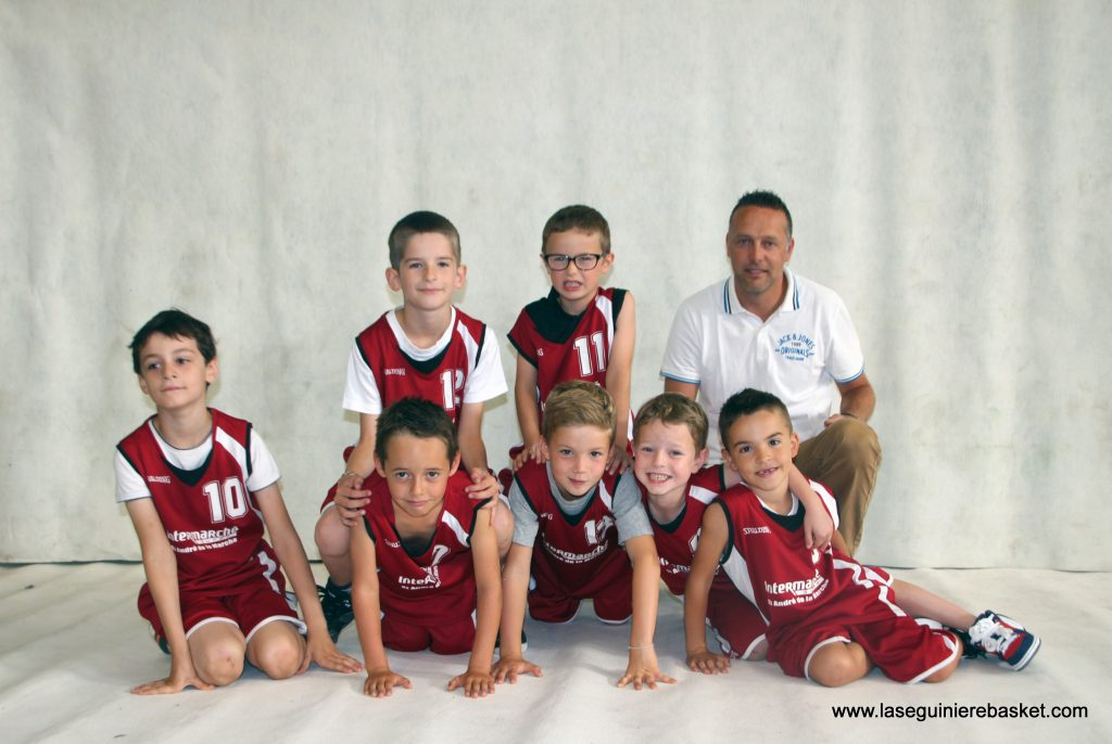 U09M 2016 Lasegbasket
