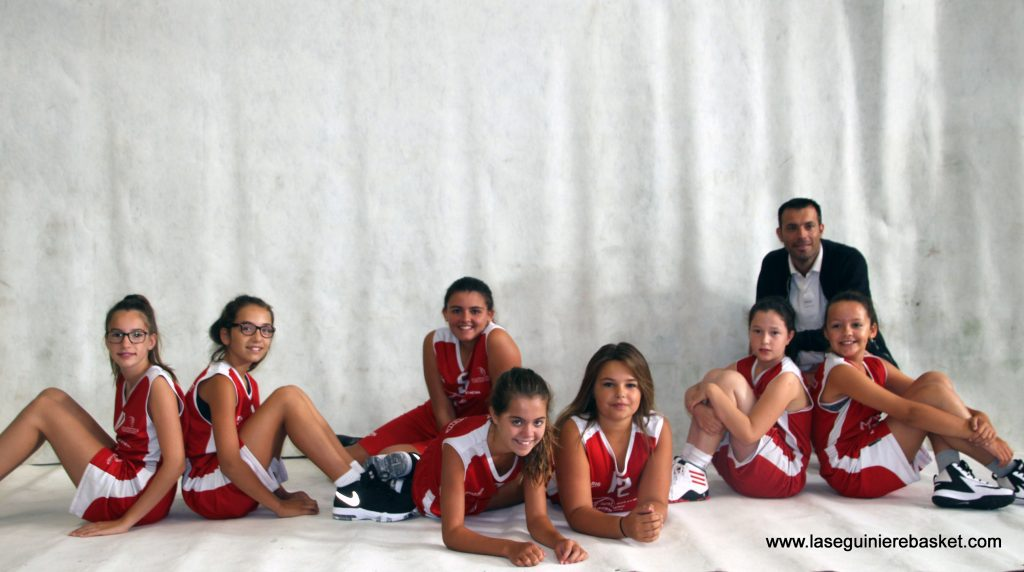 U13F 2016 Lasegbasket