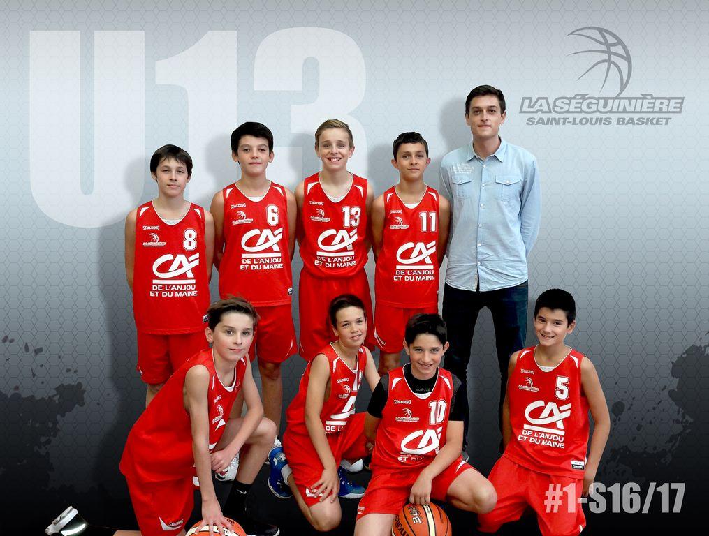 U13M 2016-2017 lasegbasket