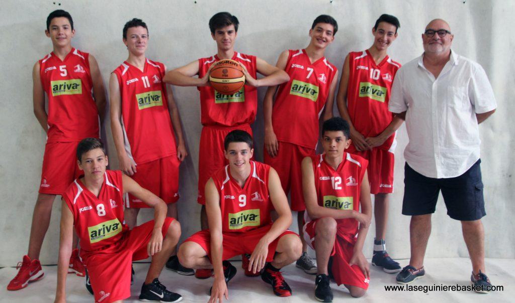 U17M 2016 Lasegbasket