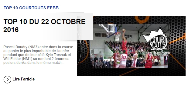 Pascal Baudry Une FFBB