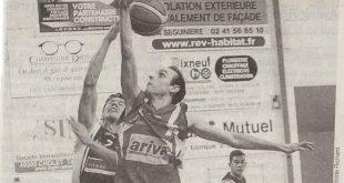Pascal Baudry La Seguiniere Basket